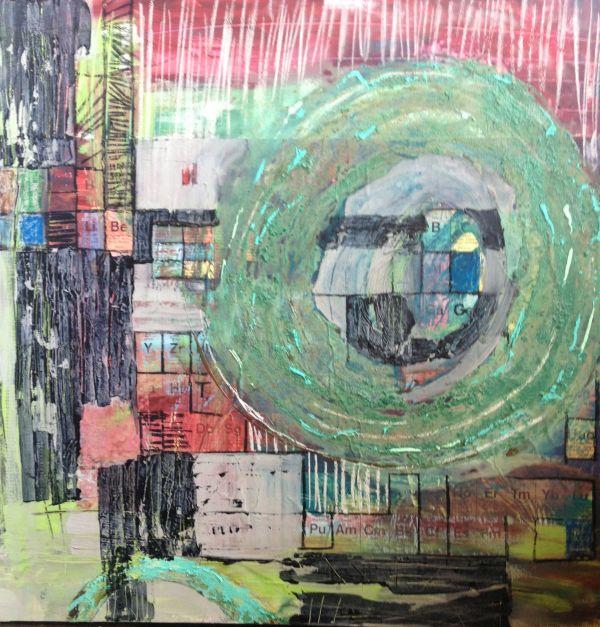 Chemical Oxidation by Tina Ciranni