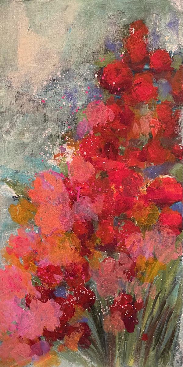 One Hundred Roses by Carmen Duran