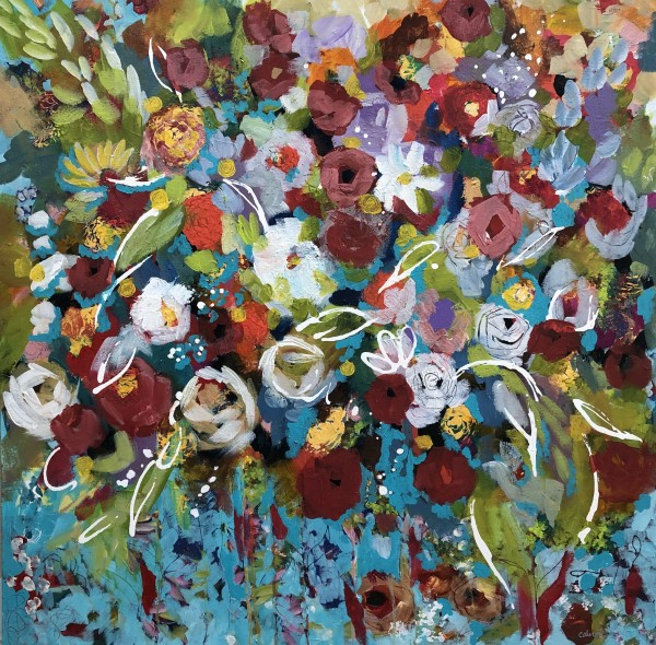 Through the Looking Glass by Carmen Duran