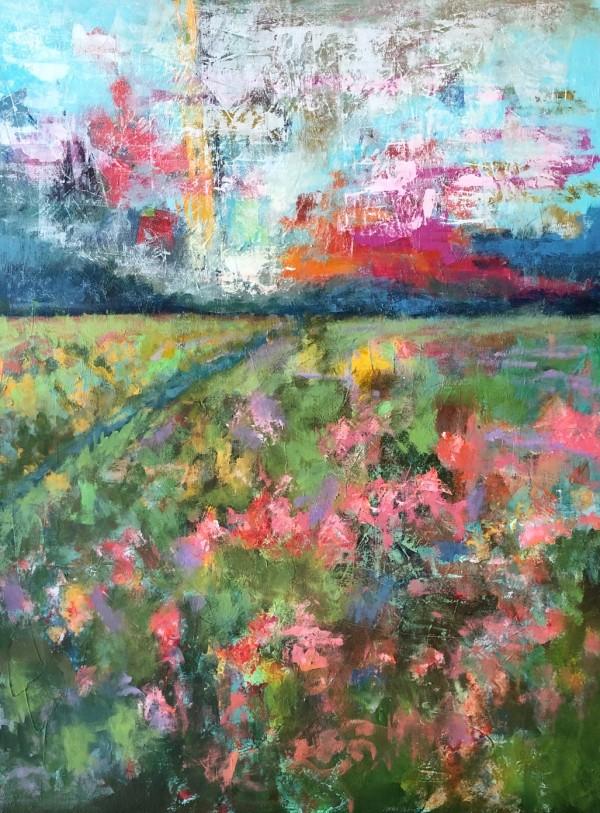 Evening Grace by Carmen Duran