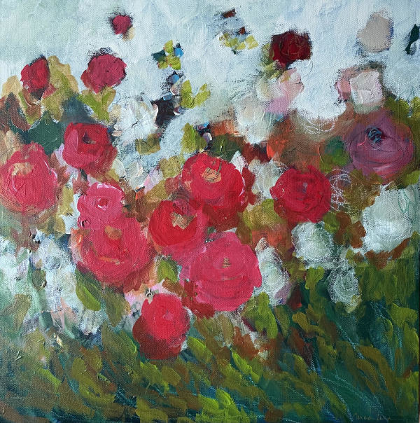 Grateful Heart by Carmen Duran