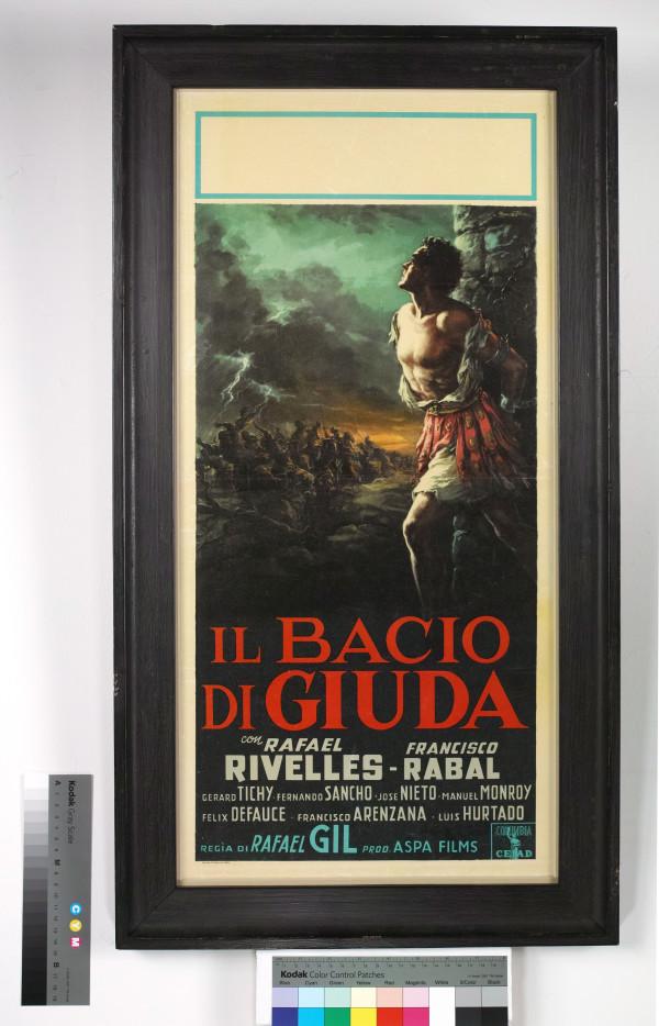 Kiss of Judas, The (Il Bacio di Giuda, Italy) by Anselmo Ballester