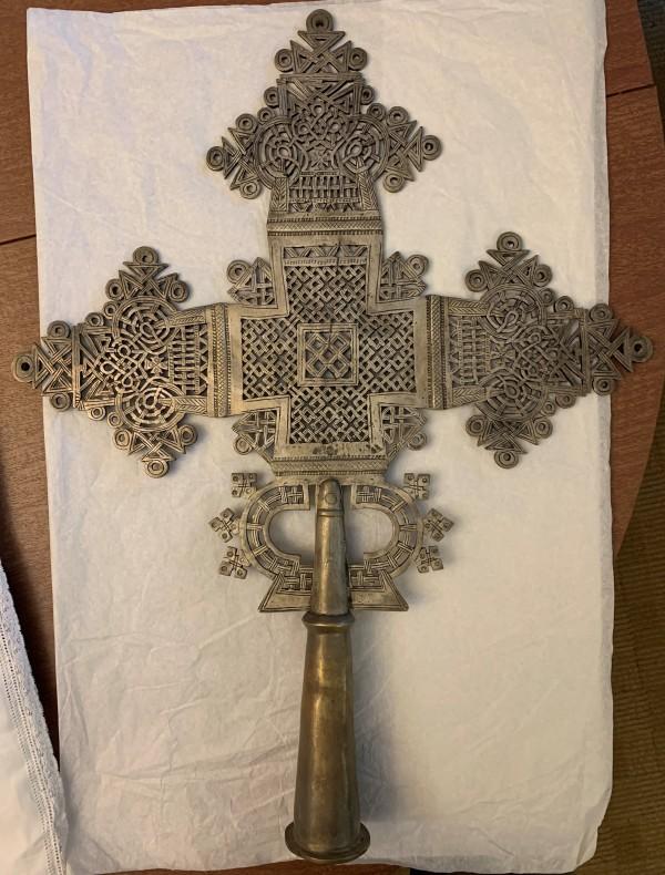 Coptic Cross 08