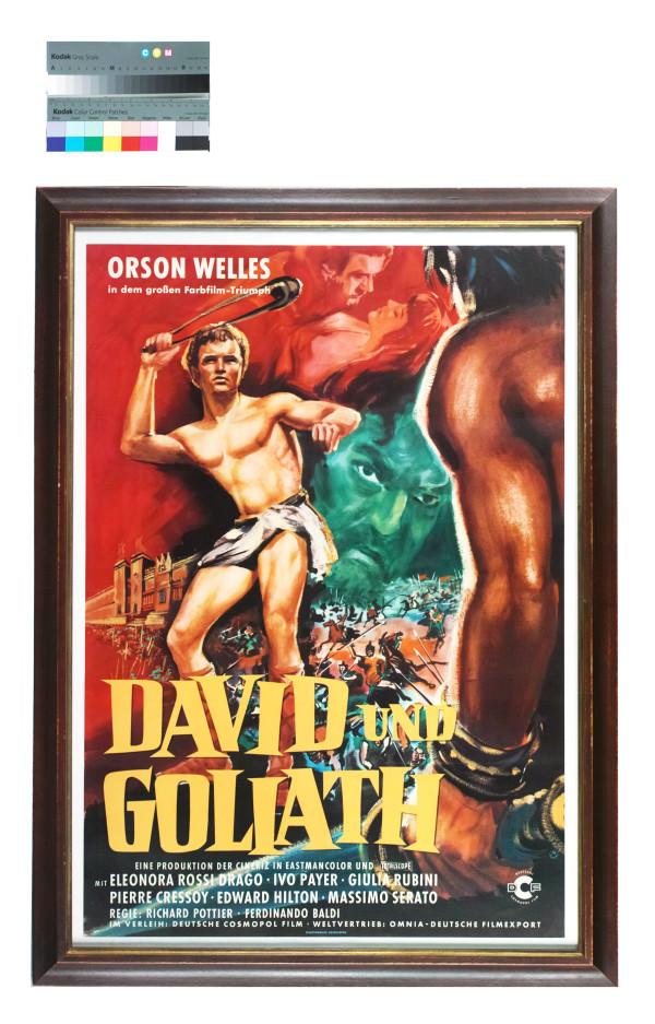 David and Goliath (Germany)