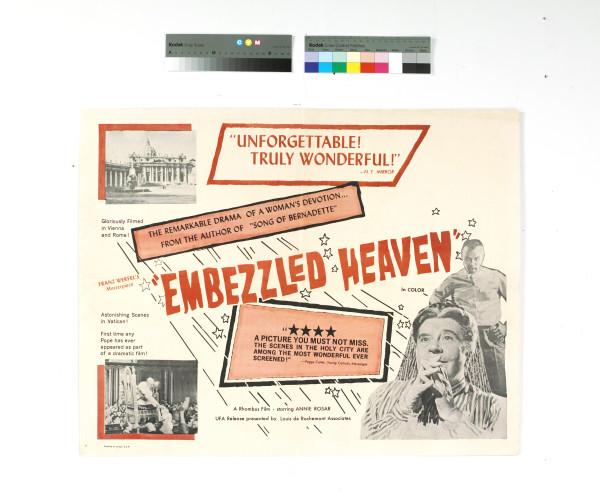 Embezzled Heaven