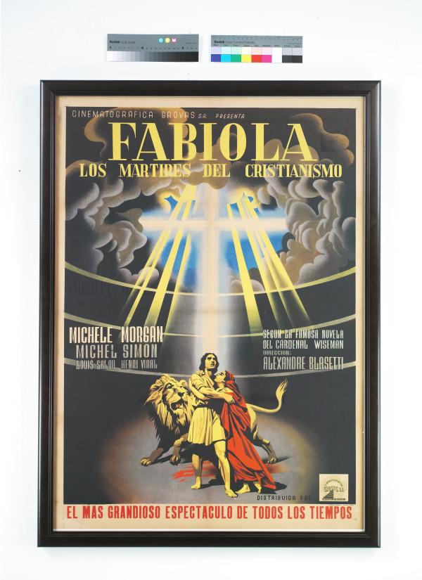 Fabiola (Los Martires del Cristianismo, Mexico)