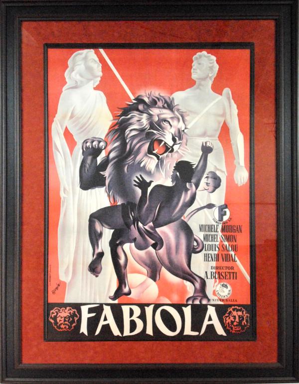 "Fabiola (""Red Fabiola"", Spain) by ""Ramon"" Rafael Raga Montesinos"