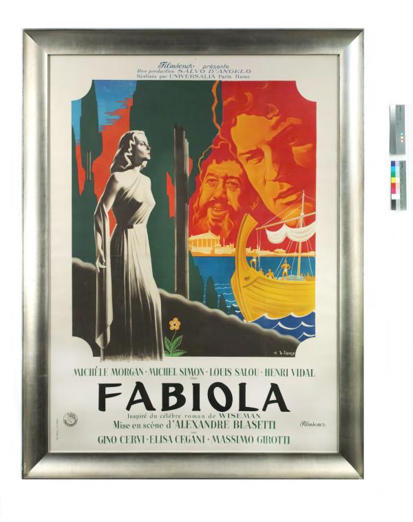 Fabiola (France) by Bernard Lancy