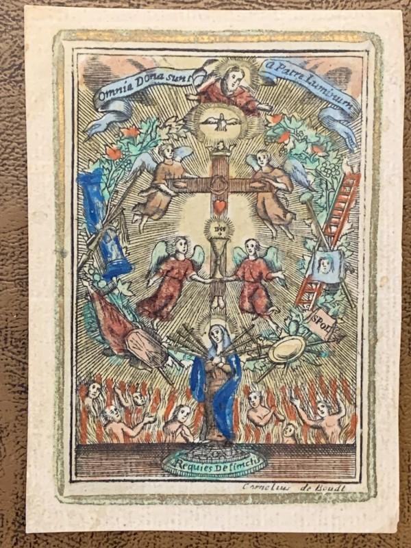 Omnia Dona Sunt a Patre Luminum by Cornelius de Boudt