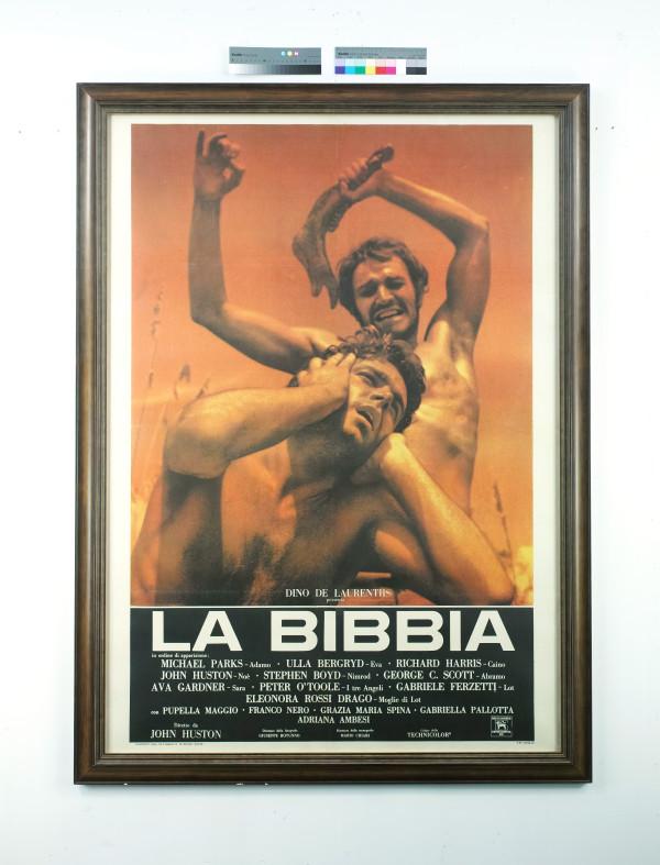 Bible, The (La Bibbia, Italy)