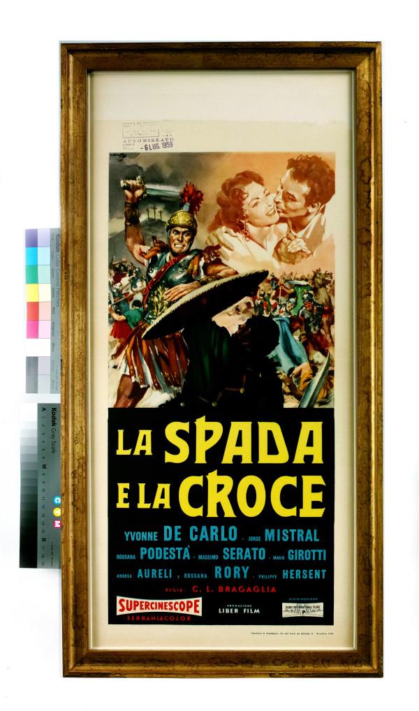 Spear and the Cross, The (La Spada E La Croce, Italy) by Alverado Ciriello