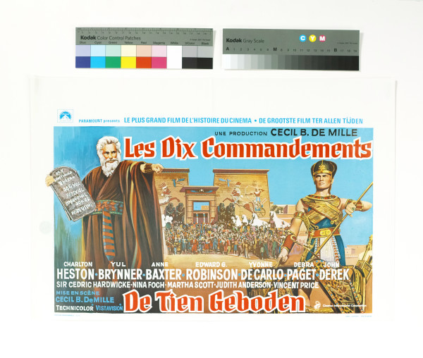 Ten Commandments, The (Les Dix Commandements, Belgium)