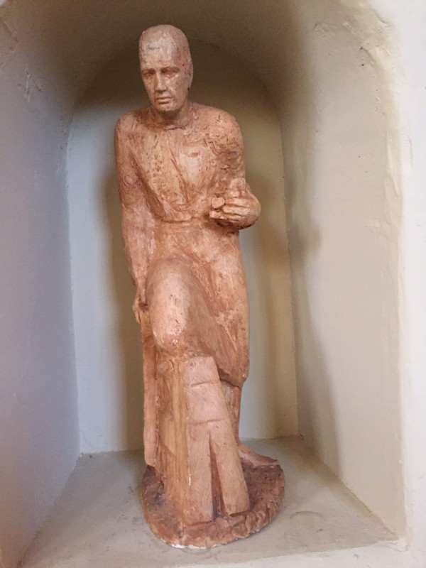 Joseph the Worker by Mary Ann Lohman