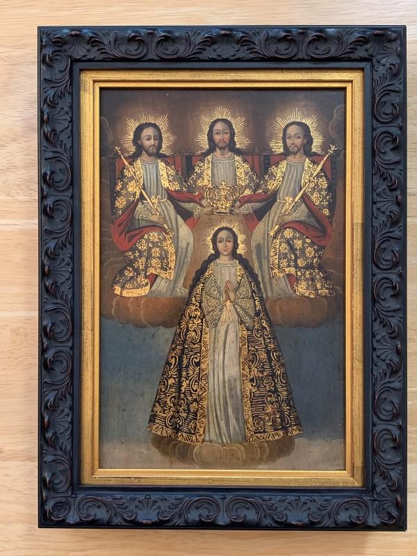 Coronation of Mary by the Trinity
