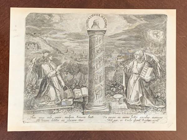 Trophaeum Vitae Solitariae by Thomas de Lue