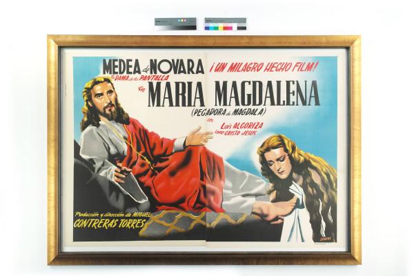 Mary Magdalen (Maria Magdalena, Mexico) by Juanino Renau Berenguer