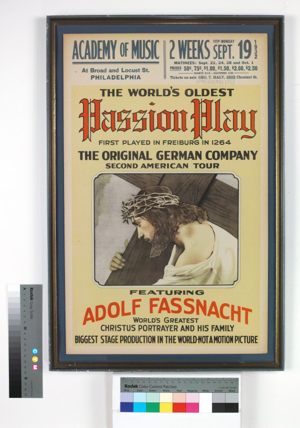 Passion Play, The World's Oldest
