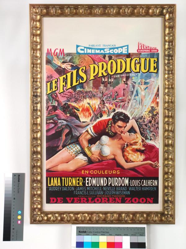 Prodigal Son, The (Le Fils Prodigue, Belgium)