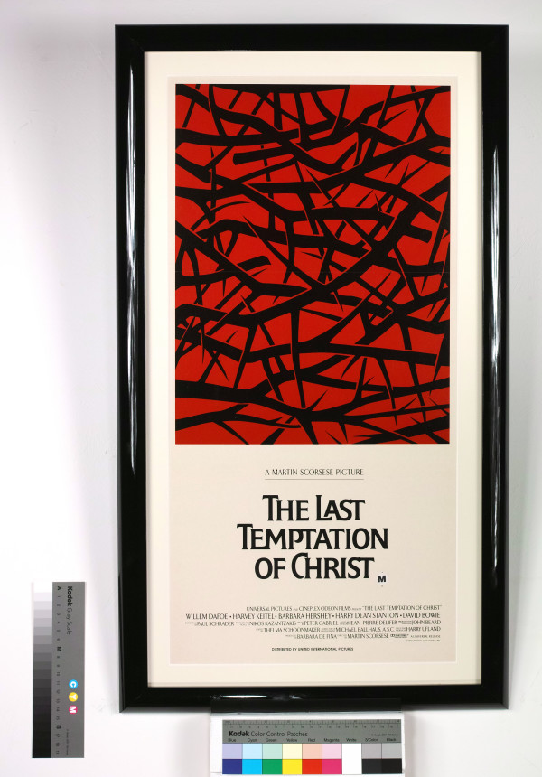 Last Temptation of Christ, The by Joseph Caroff