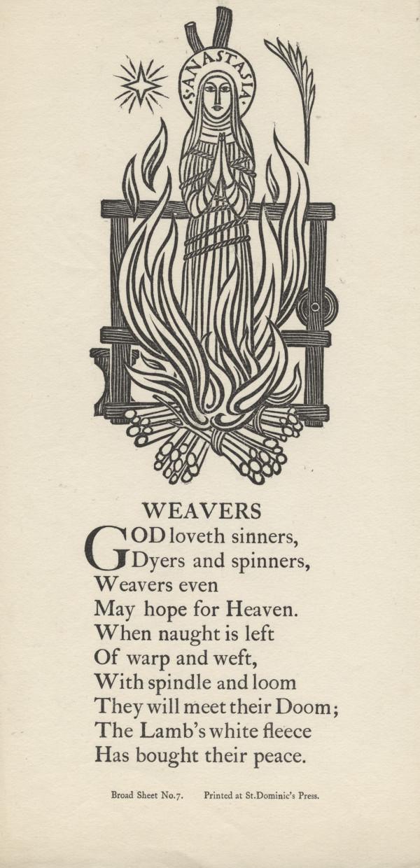 Weavers by Philip Hagreen