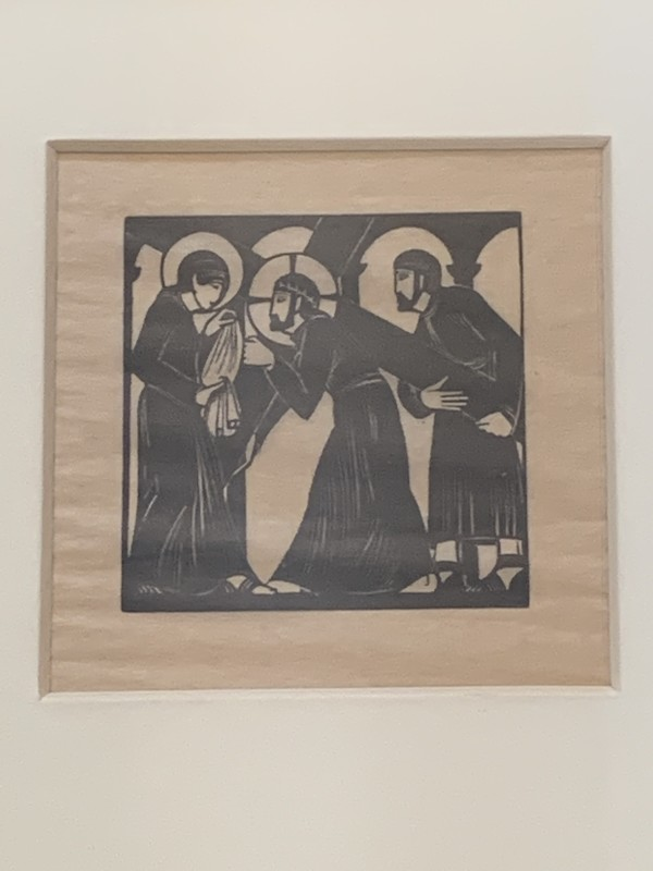 Way of the Cross by Eric Gill