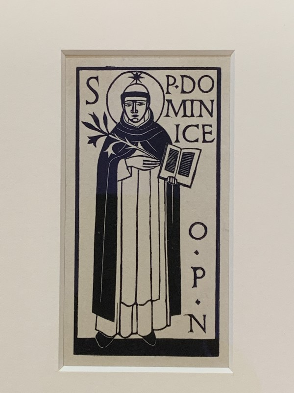 St. Dominic by Desmond Chute