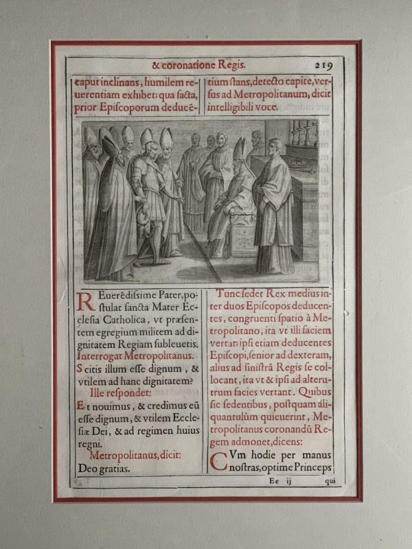 Et Coronatione Regis