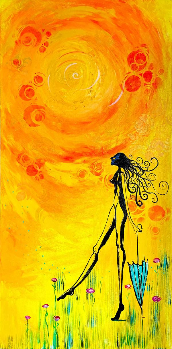 Prancing through Dreams by Evelyn Dufner