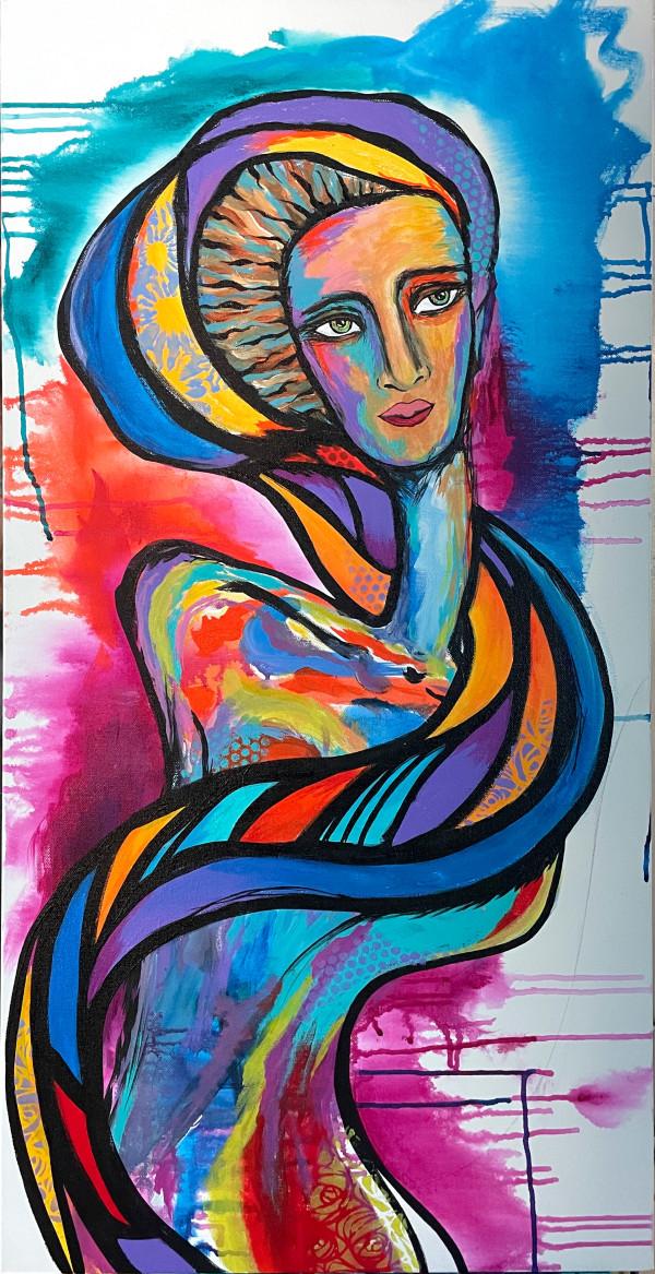 Envuelto En Colores by Evelyn Dufner