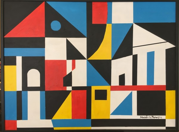 The Scherzo #1 by Morris Nathanson