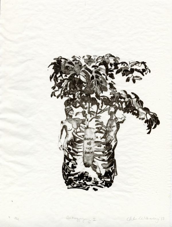 Androgyngony I by Chloe Wilwerding