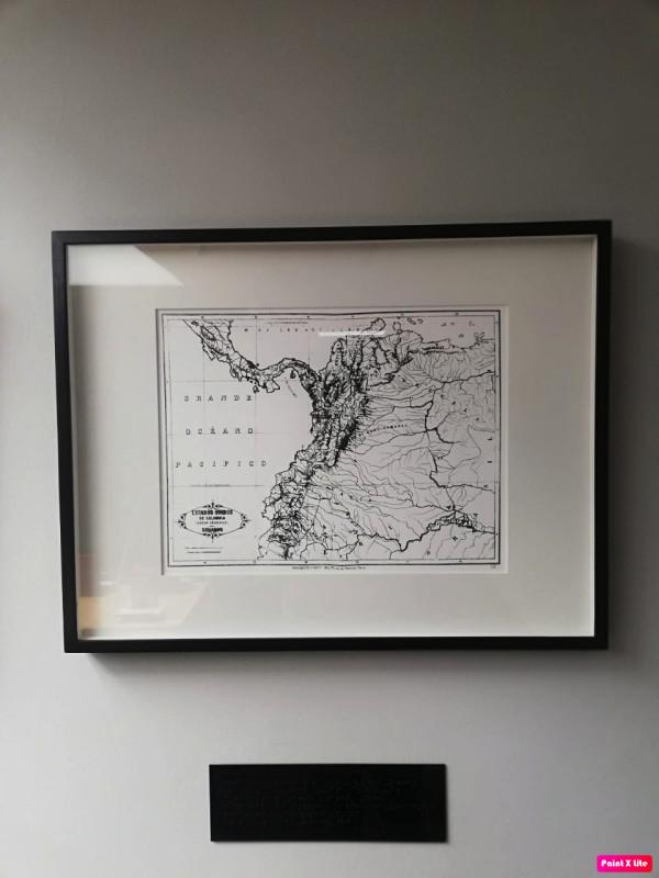 Repúblicas - Estados Unidos  de Colombia. by Jorge Luis Vaca Forero