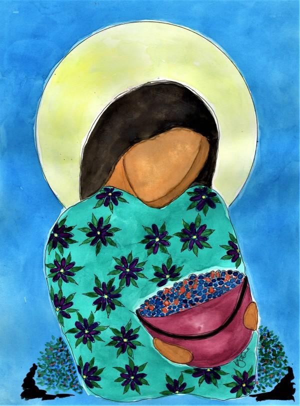 BLESSINGS by ALASKAN WATERCOLORS BY KAREN