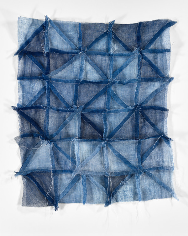 Untitled (Sketch for Sky Quilts, I) by Emma Jane Royer