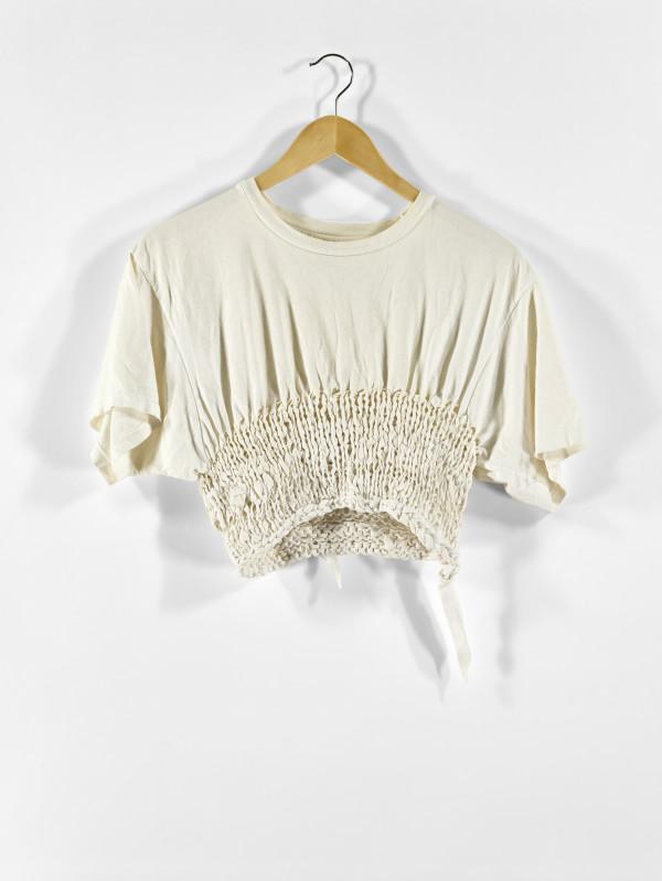 Untitled (Undershirt I) by Emma Jane Royer