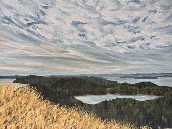 Mt. Parke Vista by Jennifer Peers
