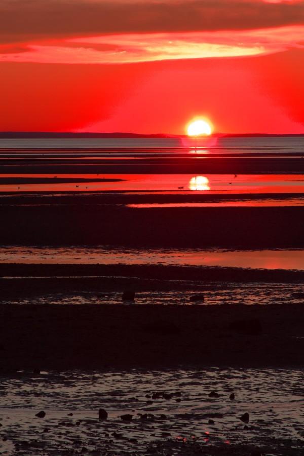 Sunset 3 by Bob Kahn