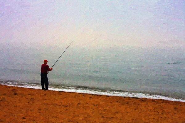 The Fisherman by Bob Kahn