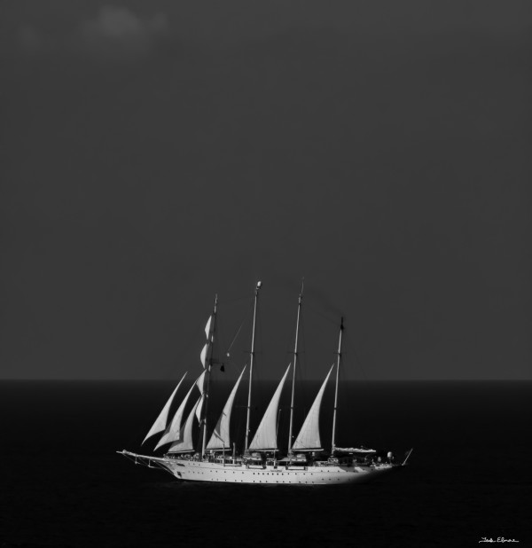 Sailing True by teak elmore