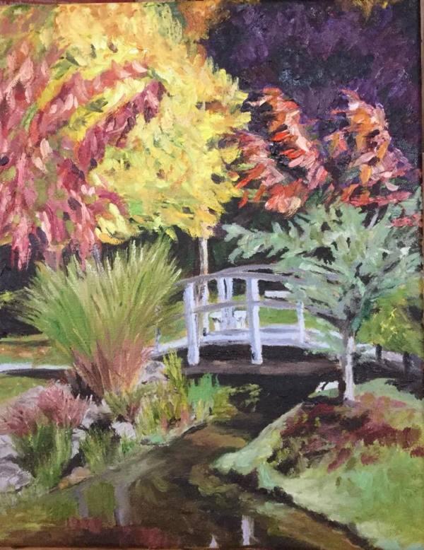 Japanese Gardens by Jody Waldie