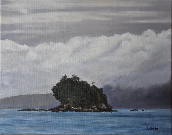 Island Myst by Jody Waldie
