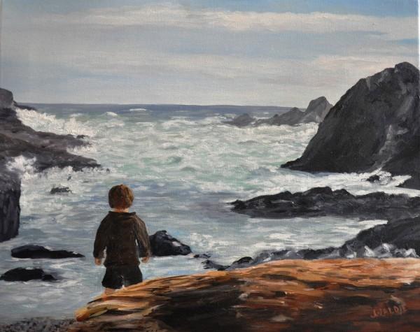 Beach Bud by Jody Waldie