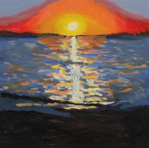 Sweet Rising by Glenda King