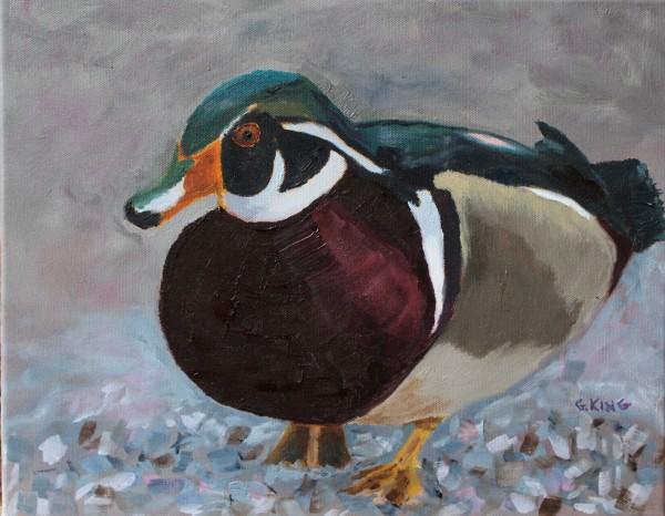 An Odd Duck by Glenda King