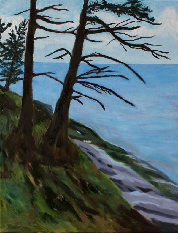 Edith Point by Glenda King