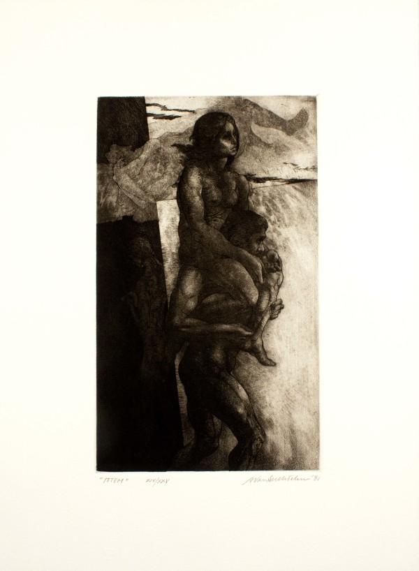 Totem by Adrian Van Suchtelen