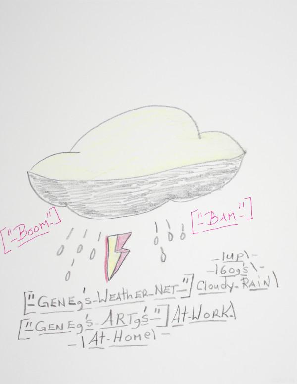 Genes Weather Net by Gene Merritt