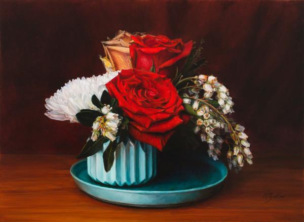 Amy, Still Life 2 by Narelle Zeller