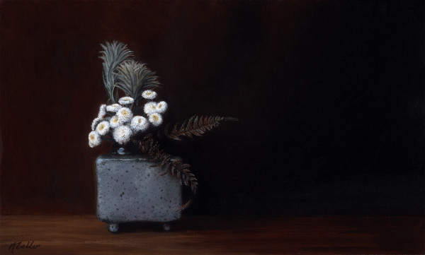 Amy, still life no.1 by Narelle Zeller