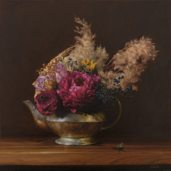 Carma, still life no.1 by Narelle Zeller